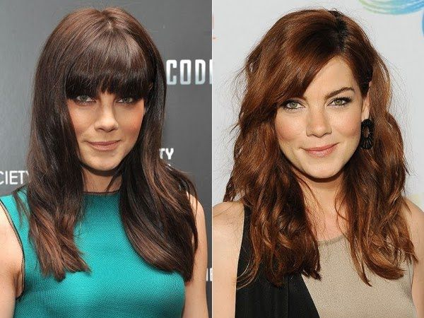 46 Best Images About ColorChangeInspiration On Pinterest  Celebrity Hair C