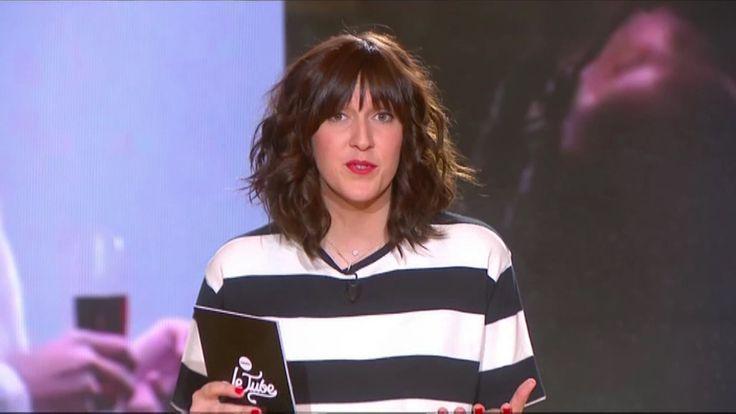 Daphné Bürki présente Le tube, le 1er février 2014