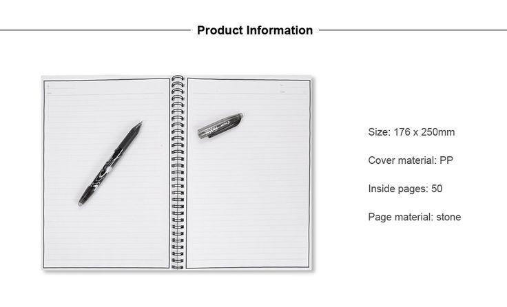 ELFIN Book Rewritable Notebook