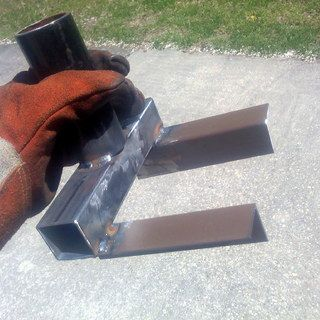 Pallet Breaker - Build a tool that helps take apart wooden pallets