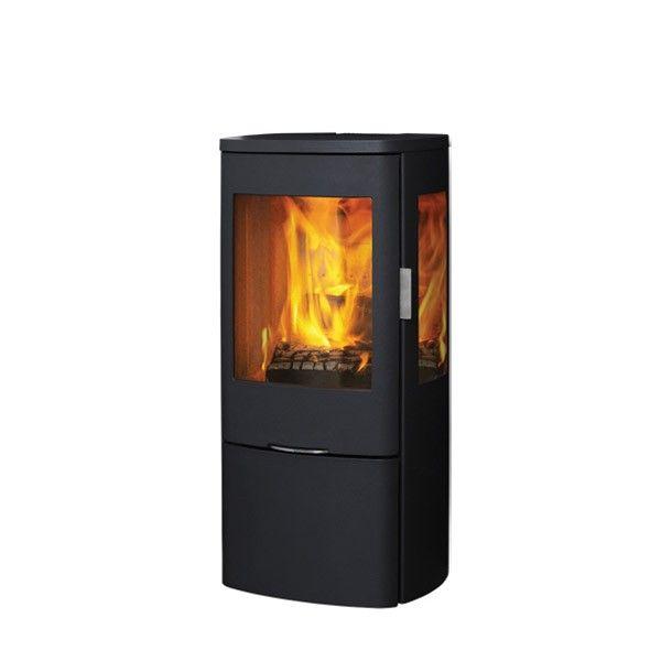 Kaminofen Jydepejsen Senza M 4kW raumluftunabhängig günstig kaufen | Feuerdepot®