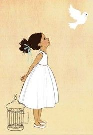 Belle & Boo `Kaart Lola Freedom`