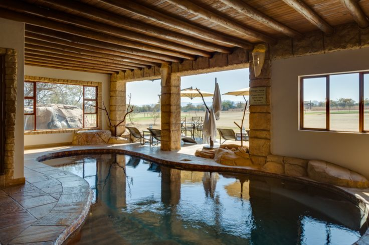 The Spa at Zebula Indoor Heated Pool