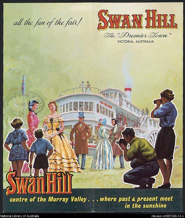 Swan Hill Victoria.