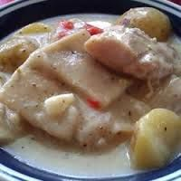 Image result for chicken and slicks recipe