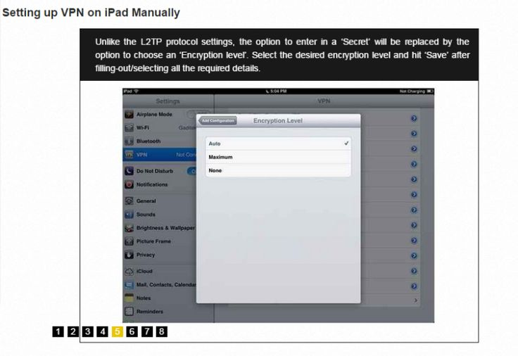How to Setup VPN on Ipad | James Vang | LinkedIn