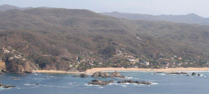 Playas of Oaxaca - Punta Cometa