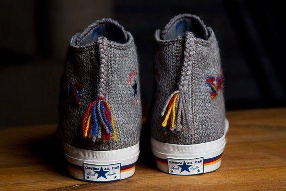 SneakersNStuff x Converse Lovikka All Star   Grey