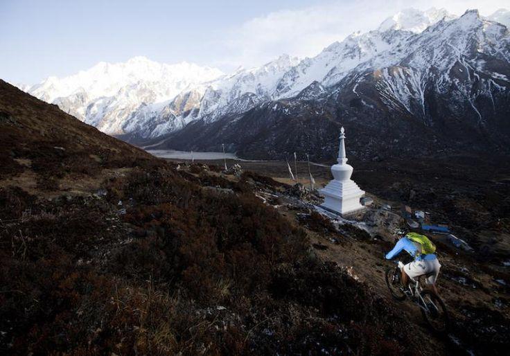 Local's Guide to Mountain Biking in Nepal  #mountainbiking