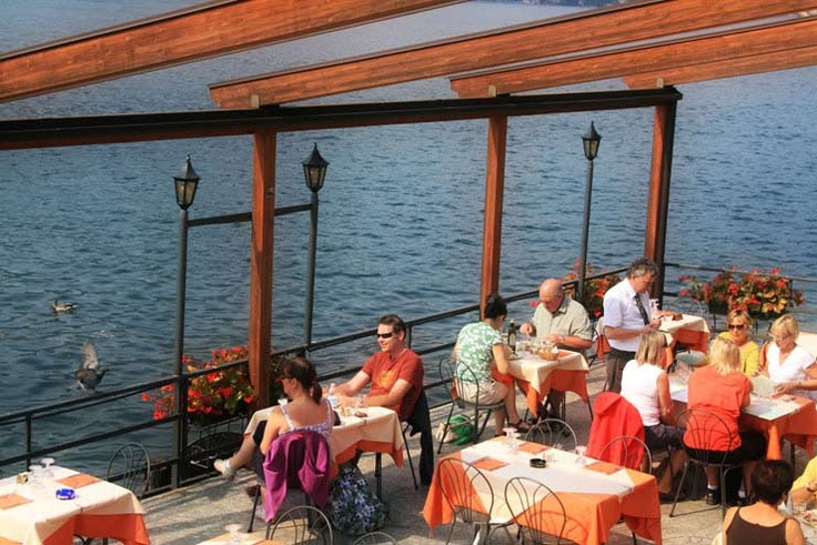 Ristorante Hotel Excelsior Splendide*** Bellagio - Como Lago Lake