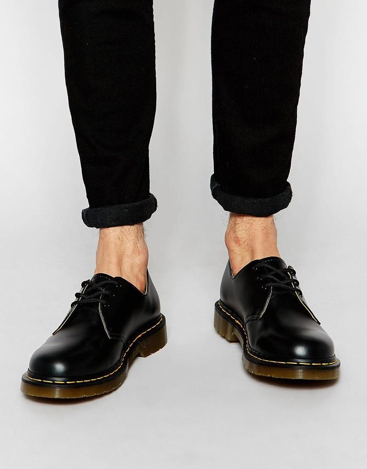 Dr Martens | Dr Martens Original 3-Eye Shoes 11838002 at ASOS