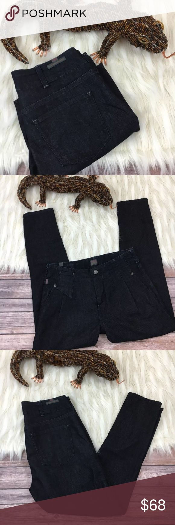"""Citizen Of Humanity Slim Trousers Jeans Size 26 🔸Citizen Of Humanity Womens Keaton Pleated Slim Trousers In Studio Size 26 🔸 inseam 26 1/2"""" 🔸waist measured 27"""" 🔸EUC-NO FLAWS 🔸questions welcomed 🔸reasonable offers always accepted 🔸price reduction & combined shipping available on bundles🔸as seen in pictures 🔸thank you for shopping with thrifty_nerd 🔸SKU A1 Citizens Of Humanity Jeans"""