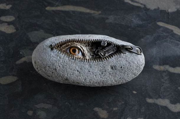 The incredible stone sculptures of Japanese artist Hirotoshi Ito,