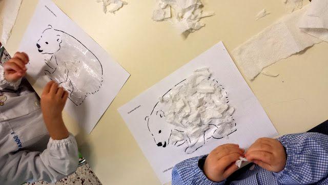 Bianco e morbido come un orso polare | Fondazione Manziana