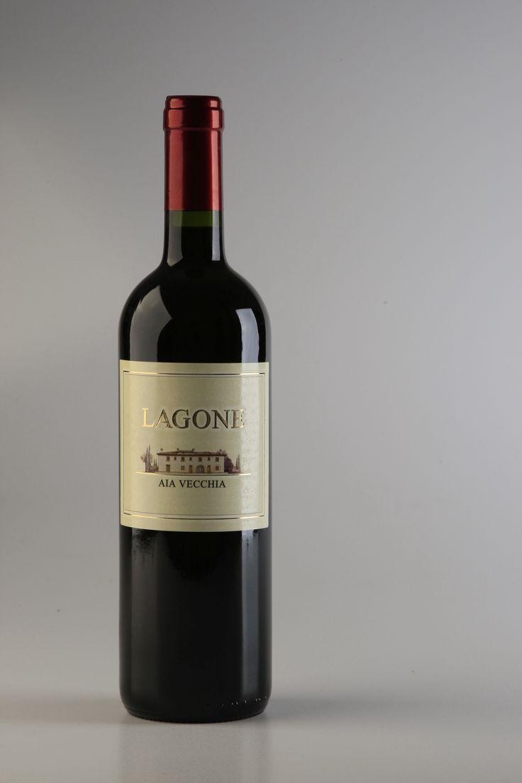 My favorite vino. Lagone from Aia Vecchia
