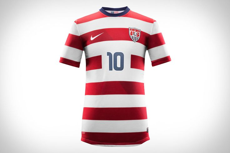 New USA Soccer Kit