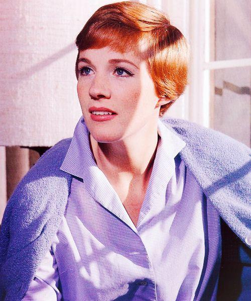 Julie Andrews - love her grace