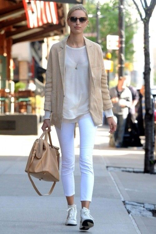 25  best White Capri Outfits trending ideas on Pinterest | Jean ...
