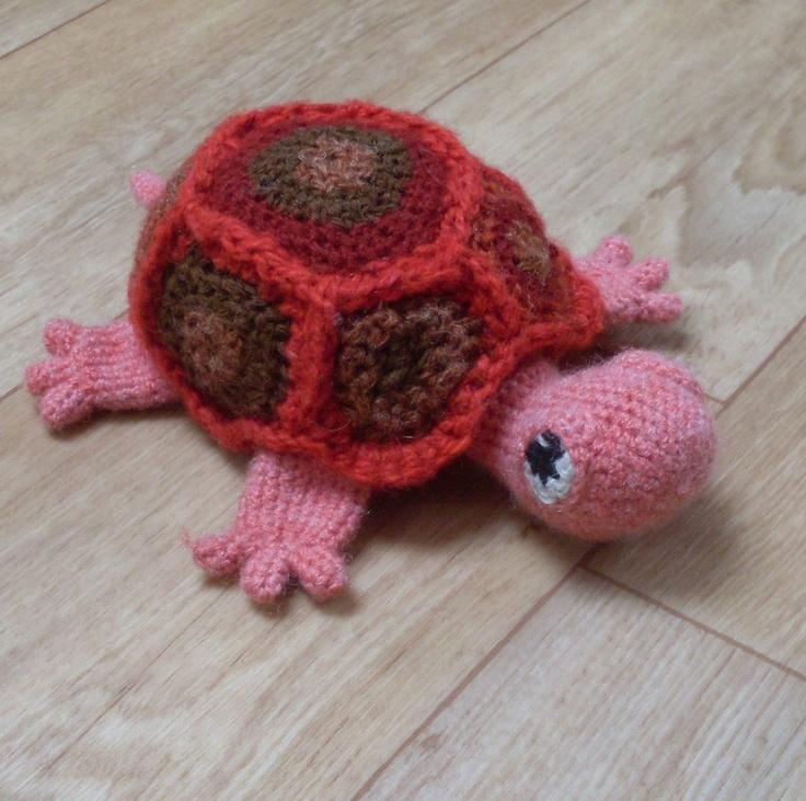 svlékací želva Julinka
