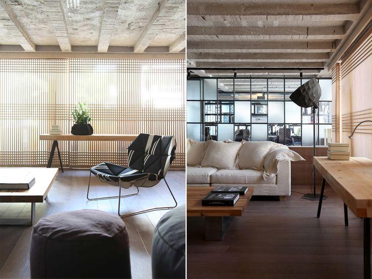 Depósito convertido em loft – Esé Studio | arktalk