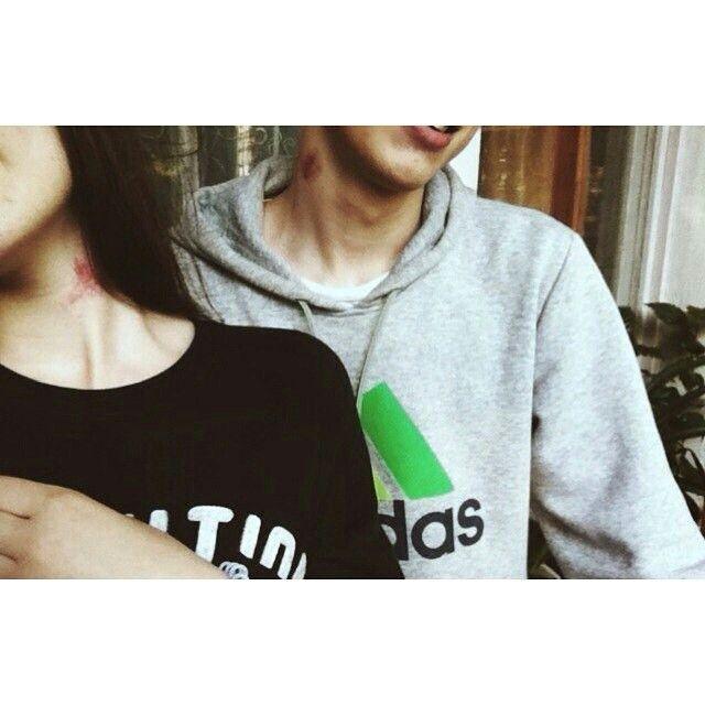 парень с девушкой с фото