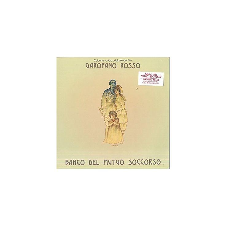 Banco Del Mutuo Soccorso - Garofano Rosso (Vinyl)
