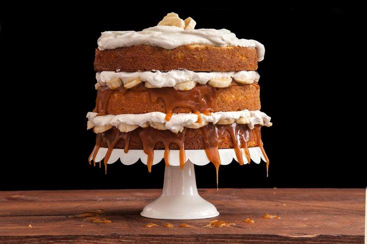 Moist Yellow Butter Cake