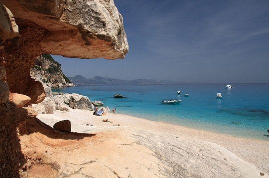 schönster strand Sardinien
