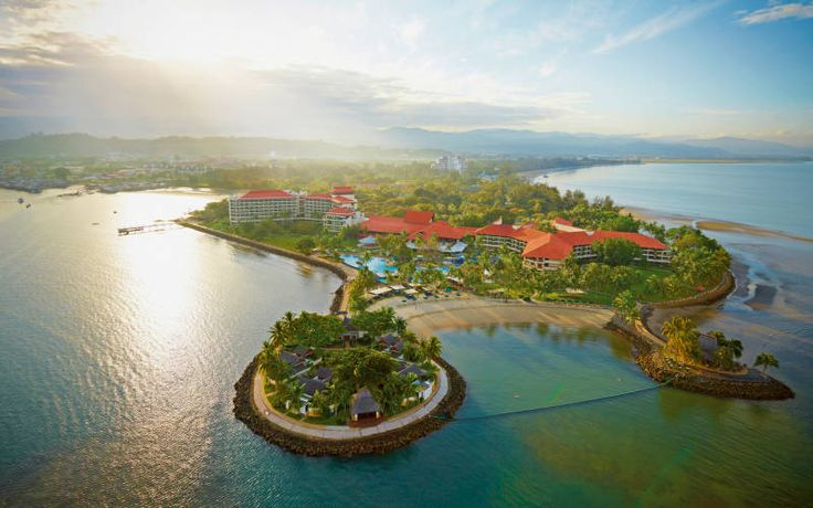 Borneo -island