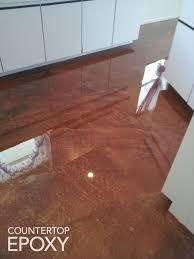 Image Result For Metallic Epoxy Garage Floor Pink