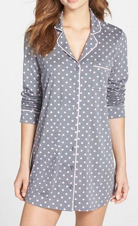 knit sleep shirt  http://rstyle.me/n/v2qdnpdpe
