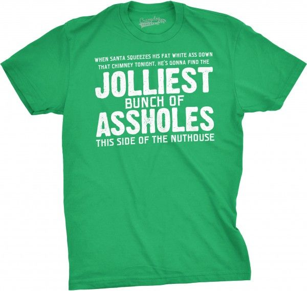 Christmas Vacation Quotes Jolliest Bunch Of: Jolliest Bunch Of A-Holes Christmas Vacation Shirt