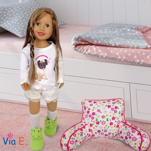 Alexis loves her new PJ's...Doggie n' Froggie slippers!