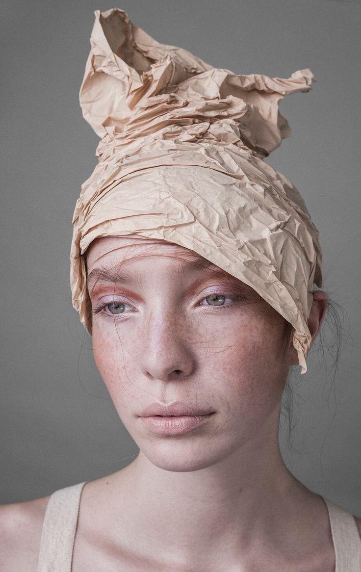 photo : Andras Vizi makeup : Eszter Magyar hair : Laszlo Pasztor styling : Andy Nagy Model : Mikolt @ visage