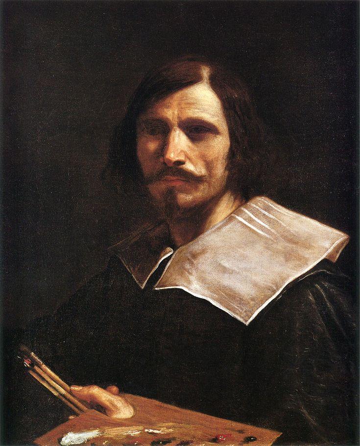 Self-portrait, Guercino