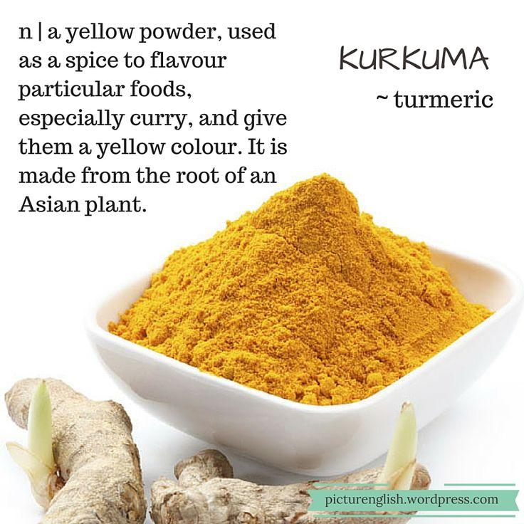 Turmeric / Kurkuma