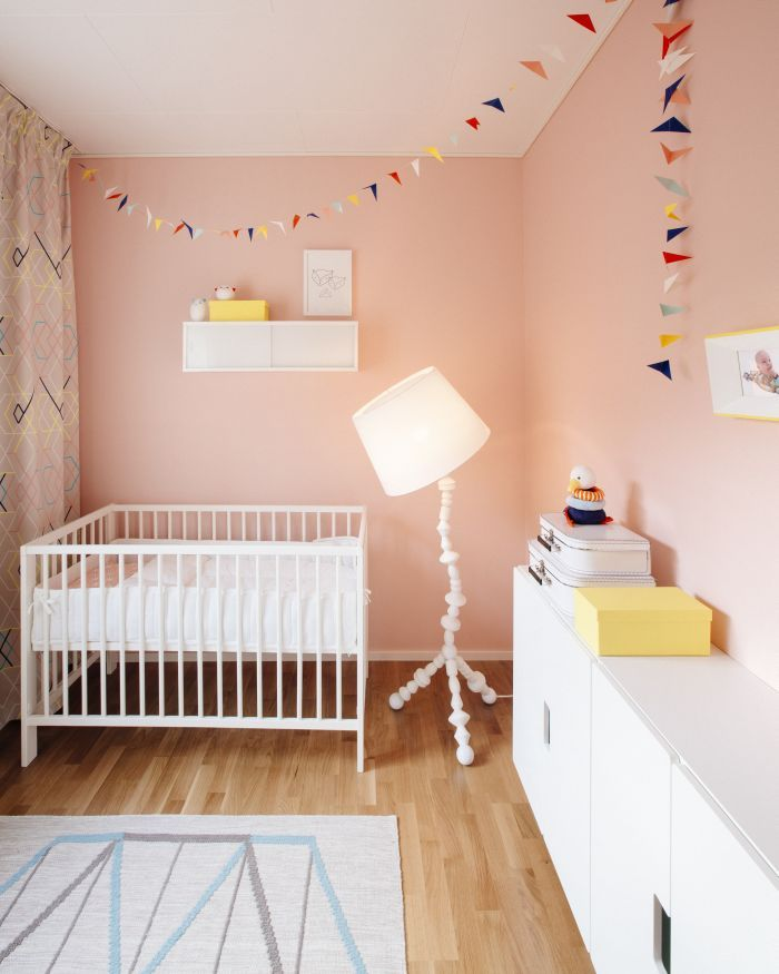 1000 ideas about pastel nursery on pinterest clouds - Chambre couleur pastel ...