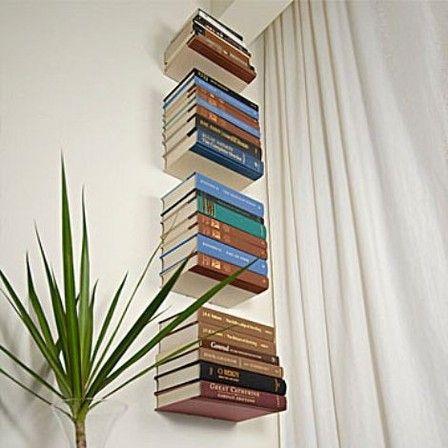 Umbra Floating Bookshelf http://www.19black.co.nz/webapps/p/102492/335781/916821
