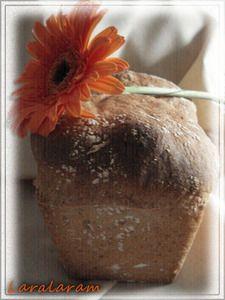Хлеб ЯПОНА БУЛКА - японский белый хлеб (для дуэли... и не только!)