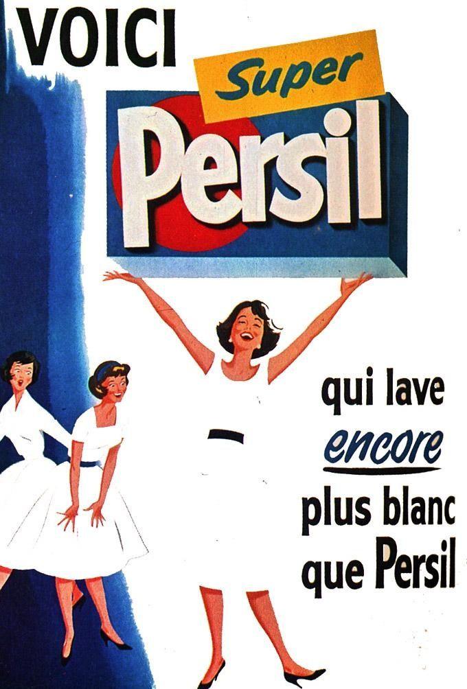 1959 Lessive Persil