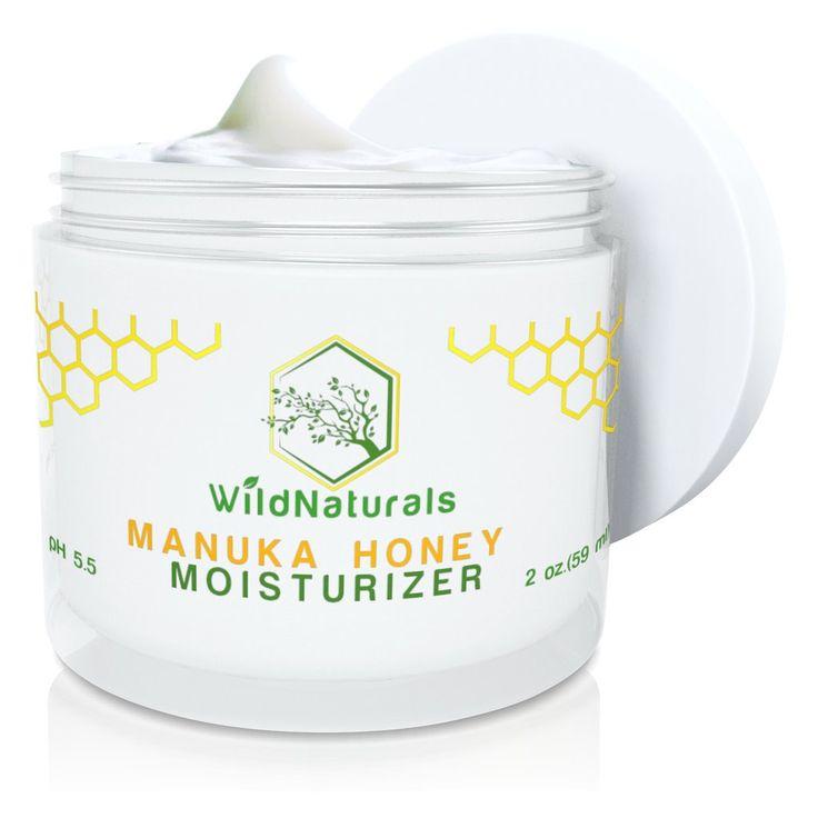 Wild Naturals Manuka Honey Face Cream