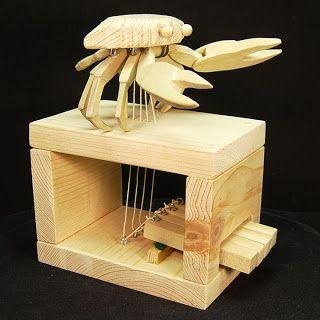 LUDstuff!: automata crab
