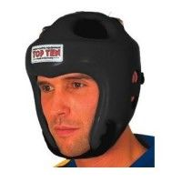 TopTen WAKO and AIBA approved head guard