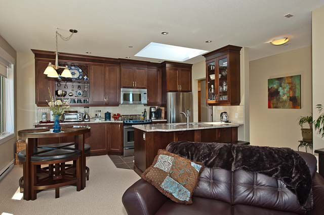 Open concept with outstanding gourmet kitchen - let your inner chef free this vacation www.irisquinn.com