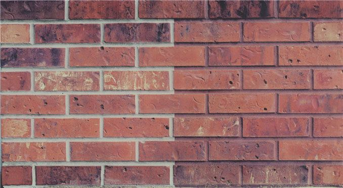 Colored Mortar With Red Brick Google Search Red Bricks