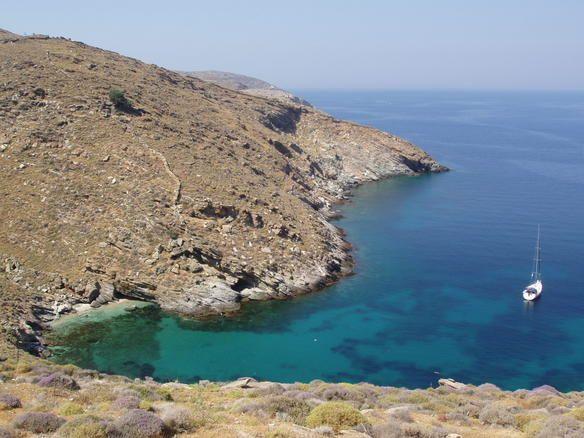 The beautiful island of Tzia or Kea    #Tzia #Kea