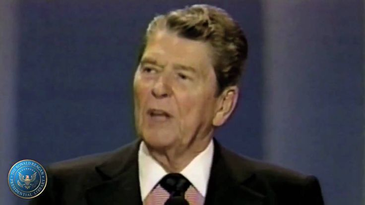 Reagan's speech during the 1992 Republican National Convention.  This was 2 yrs before his diagnosis for Alzheimers.  Wish we had another Ronald Reagan now!
