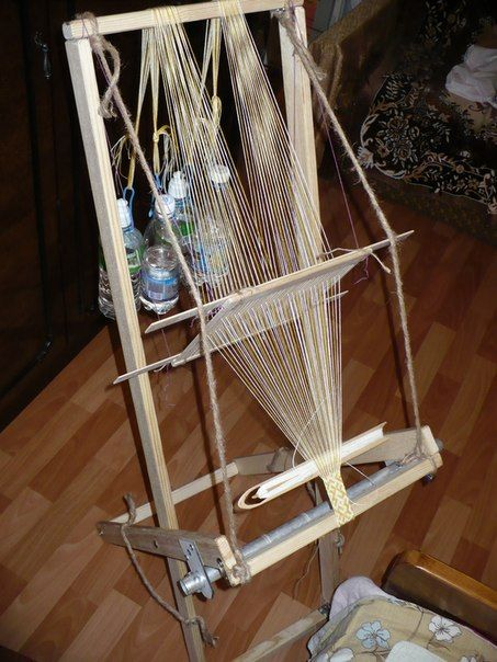 77 best DIY Looms (home made) images on Pinterest   Closure weave ...