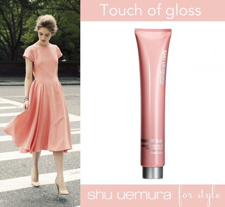 Touch of gloss da 50 ml è una cera #modellante prodotta dal rinomato brand giapponese Shu Uemura Art of #Beauty. http://bit.ly/1C0igJm Elegance in #hair gloss: a lustrous texture for impeccable reflective styles. #capelli #acconciature #bellezza #pettinatura