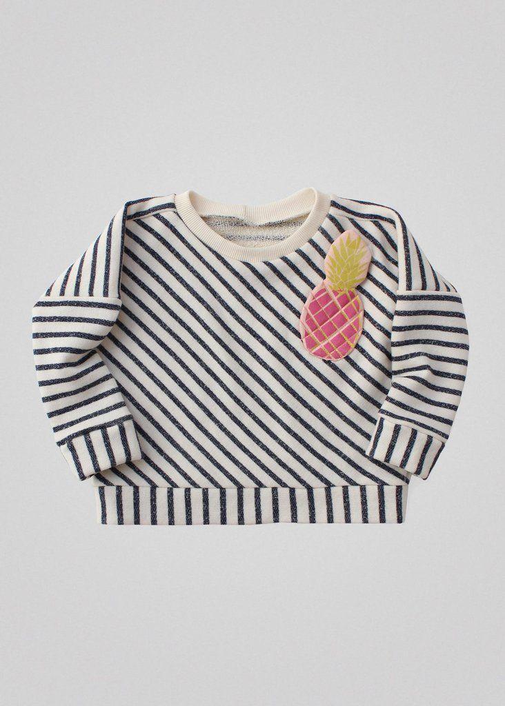 Jolie Sweater PDF Sewing Pattern